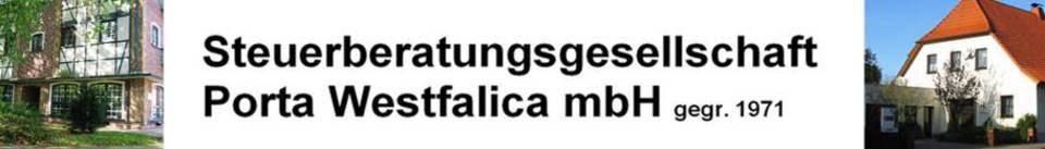 Steuerberatungsgesellschaft Porta Westfalica mbH gegr. 1971